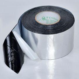 廠家直銷鋁箔防紫外線膠帶,鋁箔防腐膠帶 1.0mm