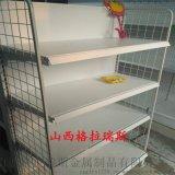 山西太原超市貨架 便利店貨架 木質精品展示貨架