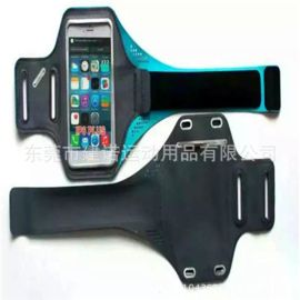 跨境 手机臂带包 莱卡触触臂带包  运动手机包 **爆款定制