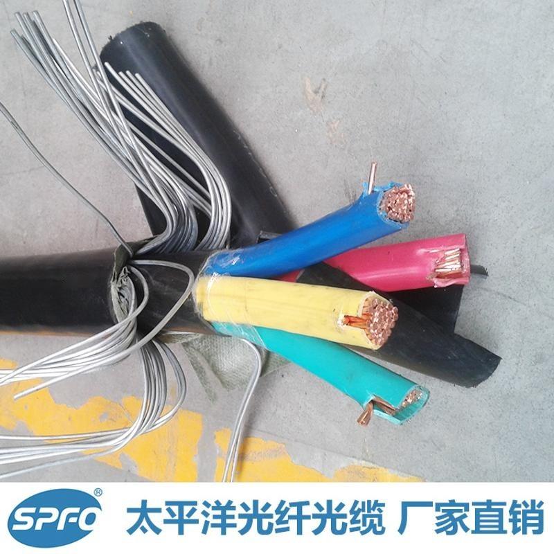ZA-RVV 电缆 vv32通信传输阻燃软电力 电力低压电线