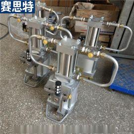 气动气体增压泵 氮气氧气高压加压泵