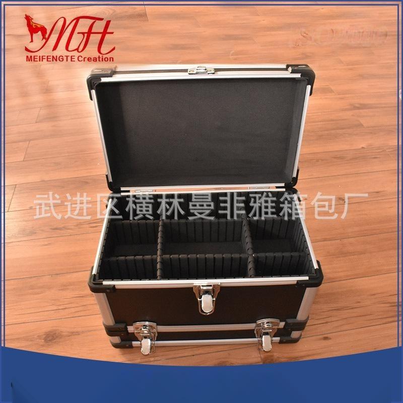 厂家****铝合金仪器箱 出口品质航空箱 仪器仪表设备运输铝箱