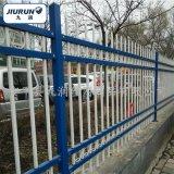 新型組裝護欄 鍍鋅方管圍牆護欄 組裝鐵藝護欄