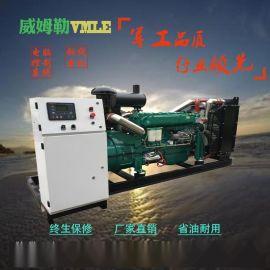 250千瓦发电机组 250KW发电机 全铜发电机组