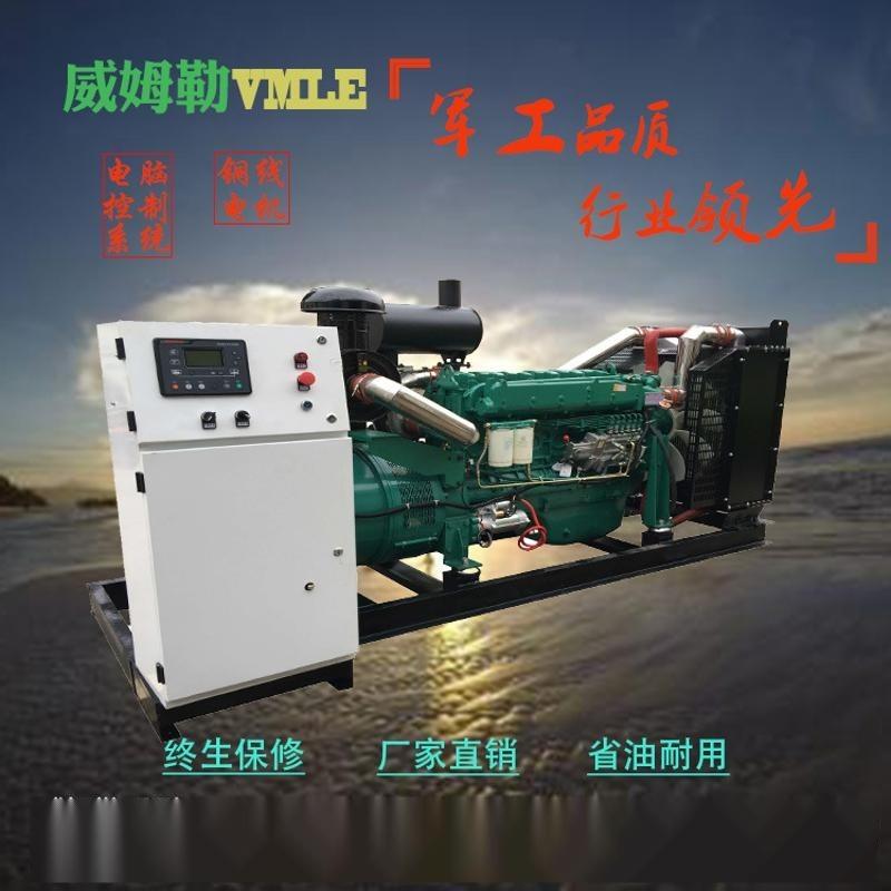 250千瓦發電機組 250KW發電機 全銅發電機組