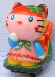 KT猫儿童摇摇车(DF416)