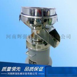 河南辉强450小型移动振动过滤筛分机