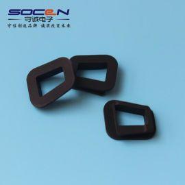 硅胶制品定制 CPU抗压减震橡胶垫片 食品级环保硅胶垫片消音垫