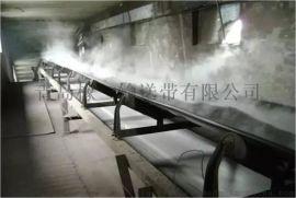耐高温输送带 青岛耐阻燃橡胶带 耐热带