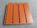 木质吸音板厂家,专业防火槽木吸音板安装