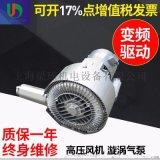 1.3KW增氧曝氣雙段式高壓鼓風機