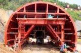 高鐵隧道拱頂帶模注漿用速流砂漿RPC管