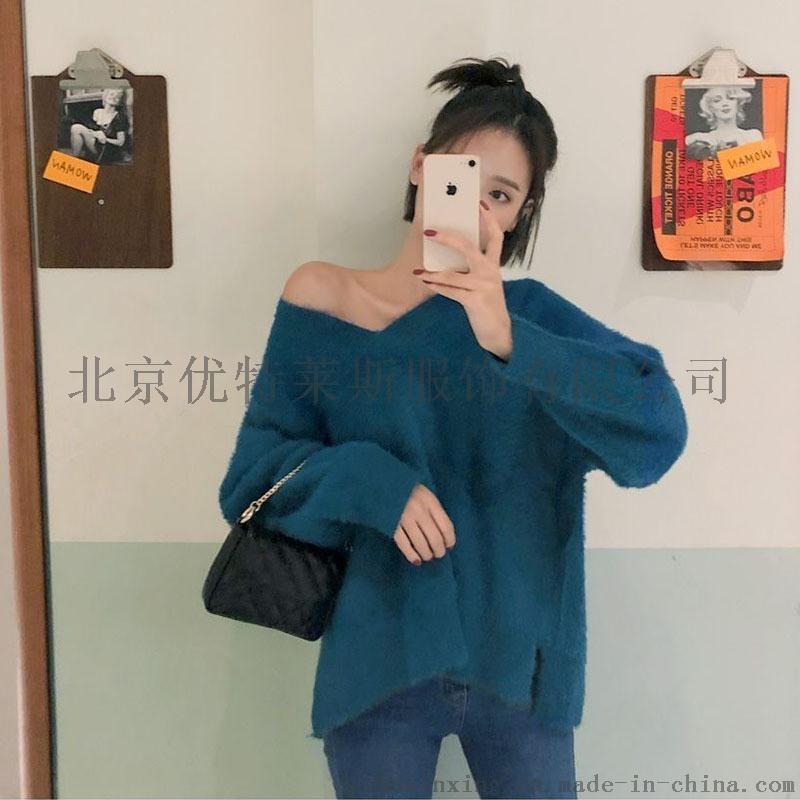 婭迪斯琪黃惠玲女裝折扣批發 深圳庫存服裝尾貨批發市場折扣女裝
