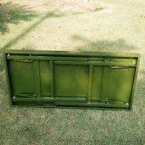贵州 户外军绿色折叠桌