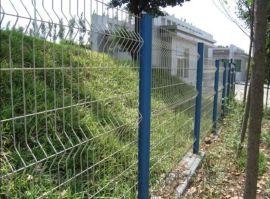 海口桃形柱护栏网三亚港口隔离防护栏_花园围栏