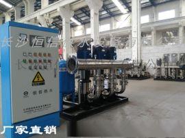无负压变频生活水泵、生活变频无负压泵、变频给水泵组