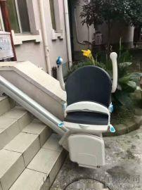 湘潭市电动爬楼机楼梯安装老人电梯启运斜挂升降椅