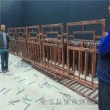 人行道  护栏 文化工艺隔离栏 道路中间文化护栏