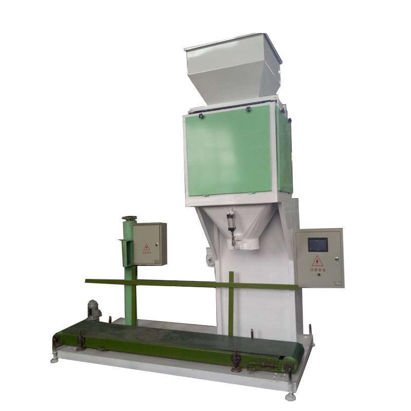 永豐糧機廠電腦定量LCS25 粉料打包秤