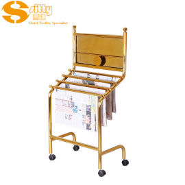 专业生产SITTY斯迪91.5000C钛金书报架