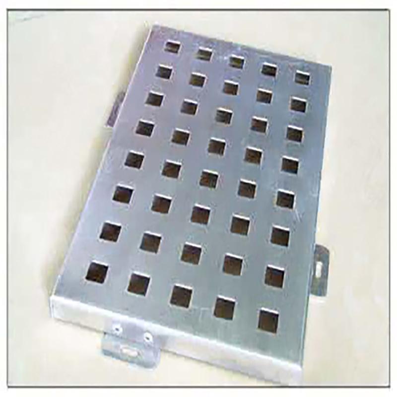 铜川遮阳冲孔铝单板厂家