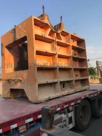 低价处理一套二手912颚式破碎机制砂机砂石料生产线设备