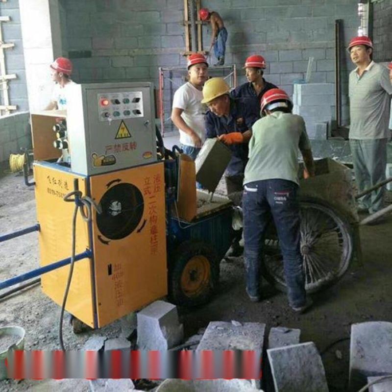 河南许昌市二次结构混凝土泵厂家直销dhzzz
