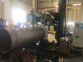 压力管道碳钢厚板高效深熔焊接机