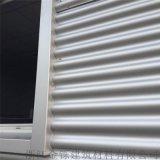 铝镁锰836型波纹板墙面系统 影视基地外墙