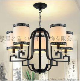 欧式灯饰(吸顶灯、吊灯、壁灯)