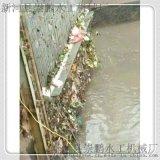 下水道清污机工作原理