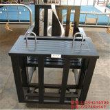 仿不鏽鋼鐵質審訊椅,鐵質軟包審訊椅,鐵質方形審訊用椅