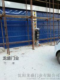 「锦州伸缩门」丹东堆积式车库门 丹东防火卷帘门