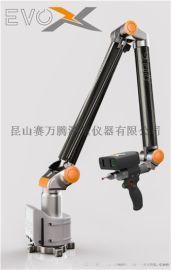 7轴便携式关节臂三坐标激光扫描仪