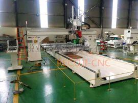 cnc数控五轴联动雕刻机床泡沫模具五轴加工中心