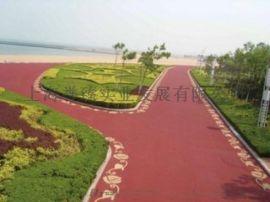 广西厂家直销 工程承包 透水混凝土 彩色艺术地坪