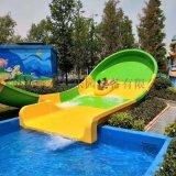 家庭小冲天回旋滑梯供应商广州浪腾水上乐园设备