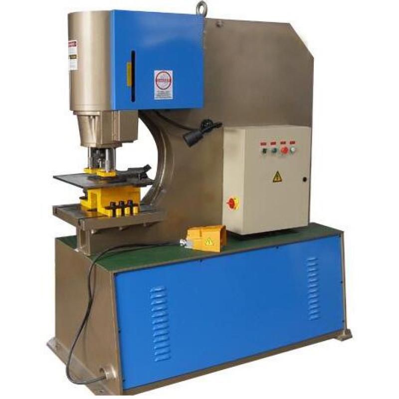 液压单排多孔冲孔机,冲孔机、联合冲剪机