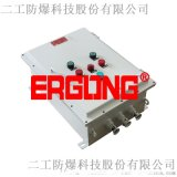 就地控制防爆箱IIC氫氣專用防爆配電箱