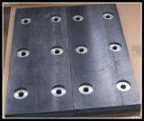 海底石油管道垫板耐磨板抗磨滑块