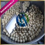 低溫發泡高溫定型豆泡油炸機 自動攪拌豆泡油炸鍋