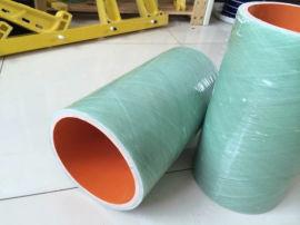MPP塑钢复合电力管材厂家 玻璃钢mpp电缆套管