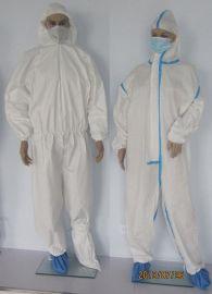 重庆无纺布防护服  十万级净化车间使用防护服