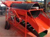 北京小型淘金车,简单移动式淘金设备厂