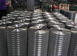 厂家直销热镀锌电焊网 改拔丝电焊网圈玉米网