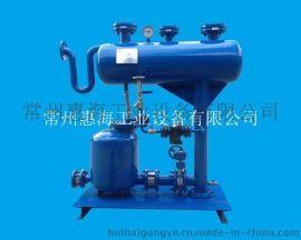 供应蒸汽冷凝水回收装置