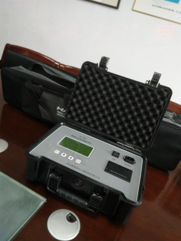 便携式油烟检测仪LB-7022仪器操作