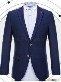 厂家团购量身订制修身男士西服套装女士西服