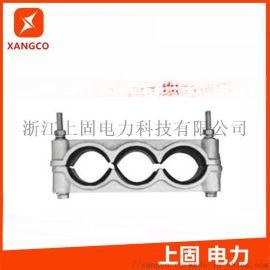 JGW3-4高压电缆铝合金电缆固定夹
