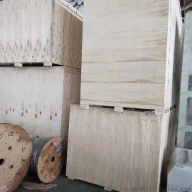大型机械设备包装箱胶合板木箱定制